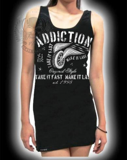 ORIGINAL GIRLS ADDICTION BRAND TUBE DRESSES