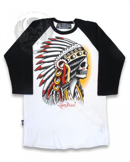 CHIEFTAIN RAGLAN