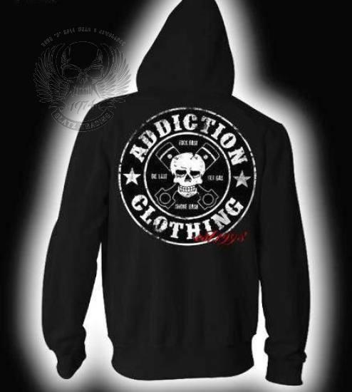 ORIGINAL ADDICTION BRAND HOODIE
