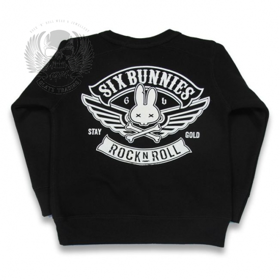 ROCK 'N' ROLL SWEATSHIRT